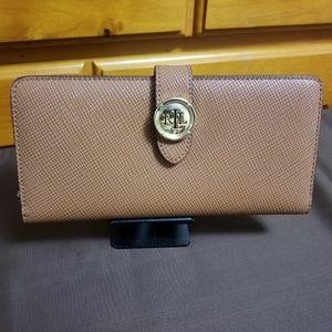 Lauren Ralph Lauren Charleston Slim Wallet Lauren